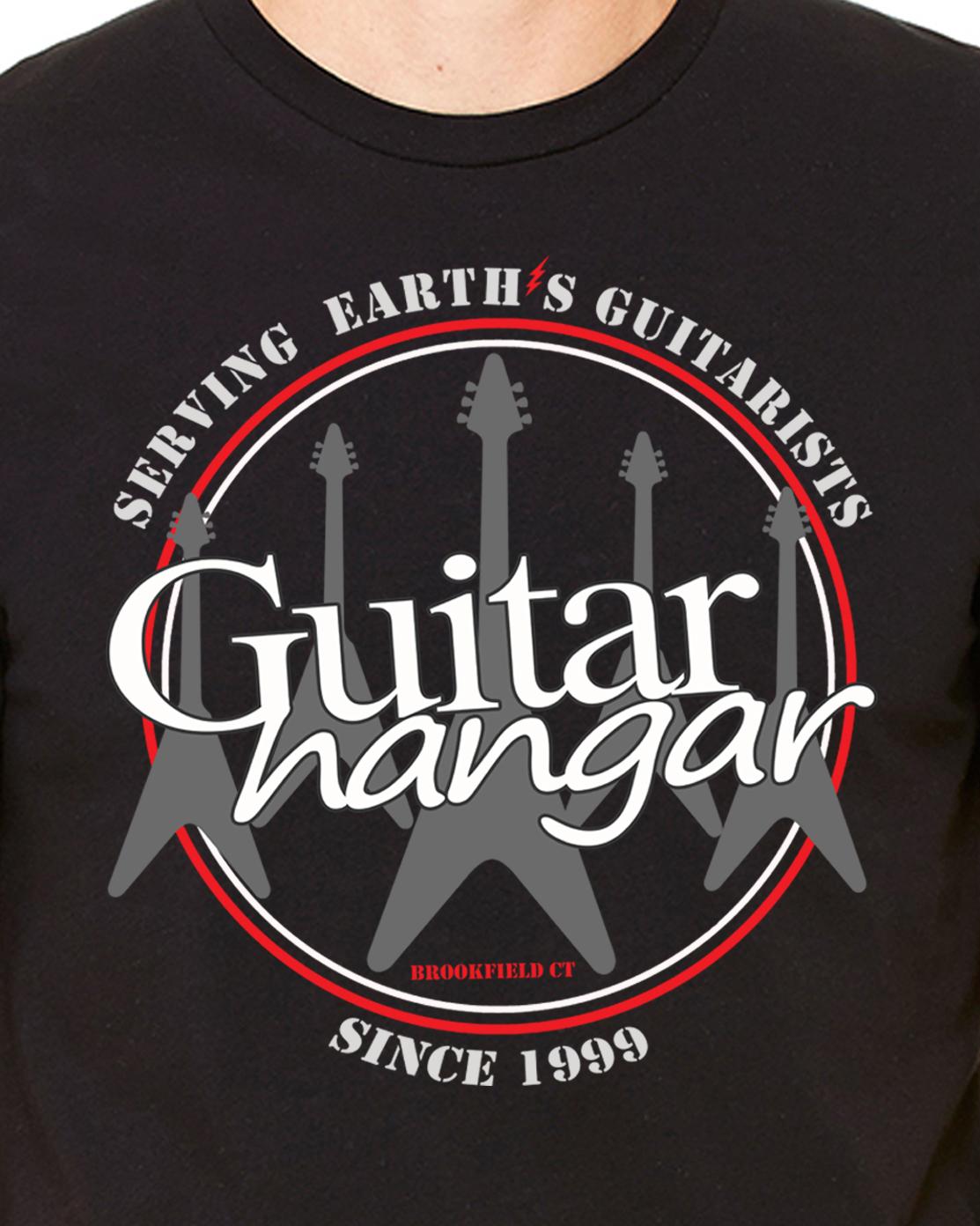 Rickenbacker Guitar Logo T-Shirt S M L XL 2XL 3XL
