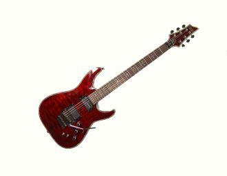 Schecter C1-FRS Hellraiser-6 Electric Guitar