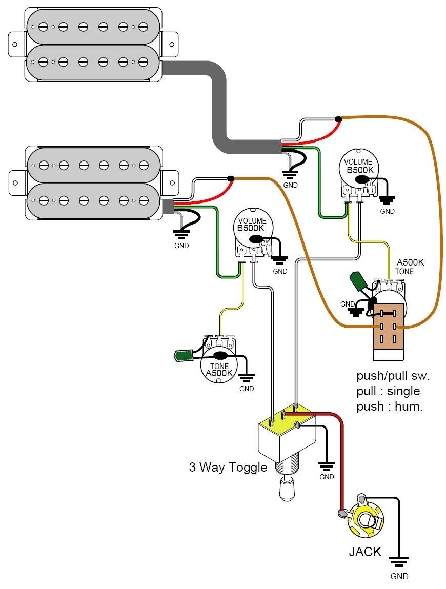 Guitar Wiring Diagram Coil Tap Free Download Wiring Diagram | Xwiaw ...