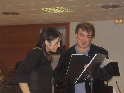 Jaime y Eugenia