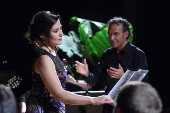 María Eugenia Boix y José Antonio Chic