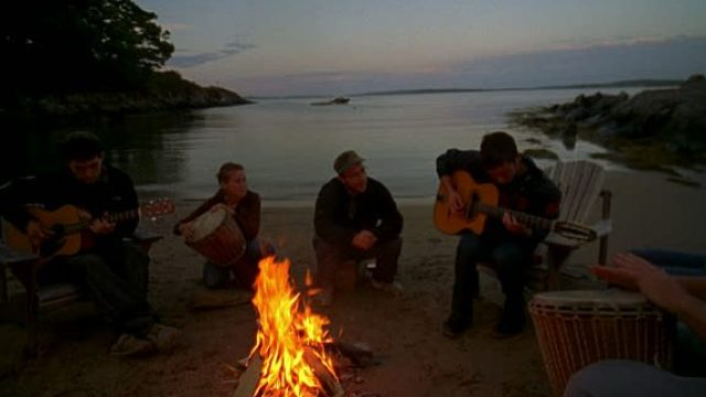 campfire tunes 101 at Red Guitar