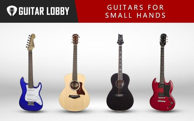 17 Best Guitars For Small Hands Acoustic Electric In 2021 Guitar Lobby