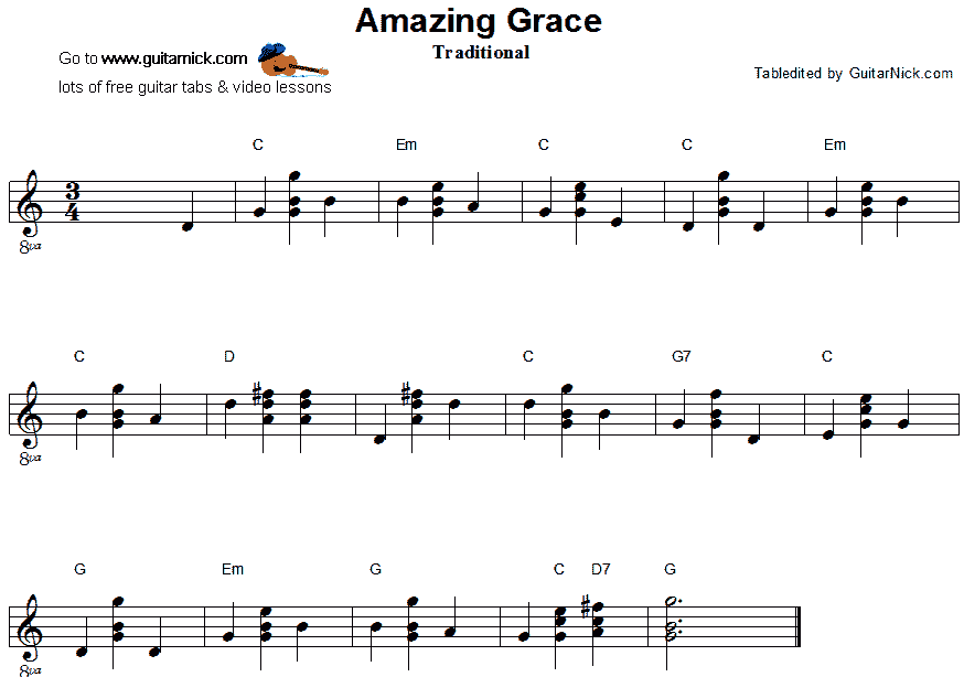 Attractive Guitar Chords For All You Need Is Love Elaboration ...