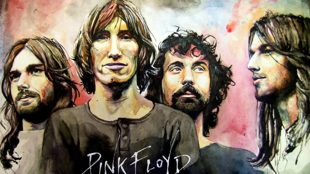 Pink Floyd Music Biography Guitar Noise