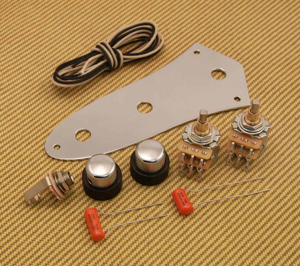 Bass Wiring Kits