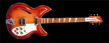 rickenbacker 381 giutar photo