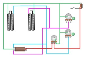 CRAIG'S GIUTAR TECH RESOURCE  Wiring Diagrams