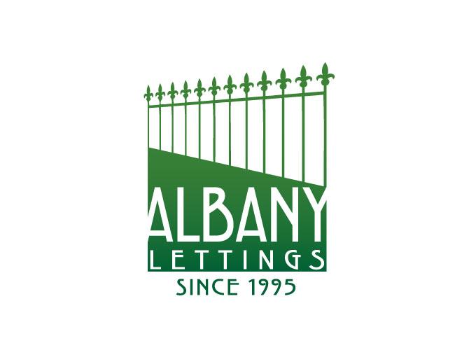 Logo design for Albany Lettings