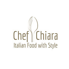 Logo design for Chef Chiara