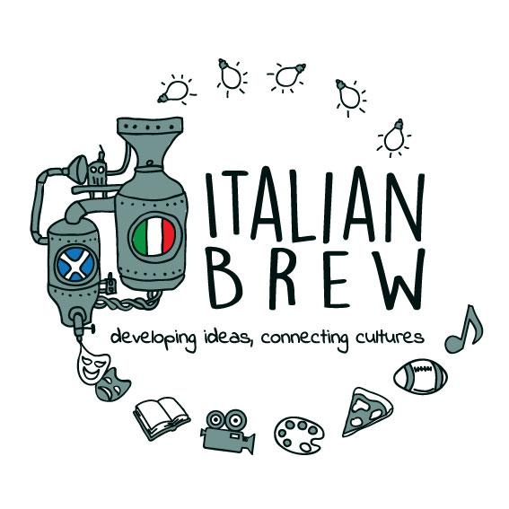 Italian Brew: Logo