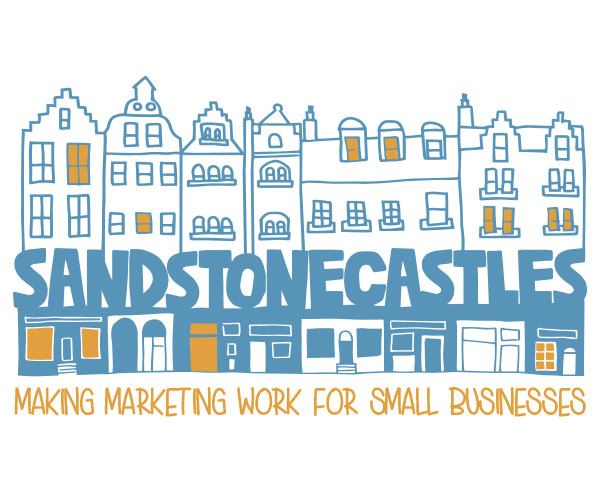 Logo design for Sandstonecastles