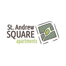 Logo design St. Andrews Square Apartments
