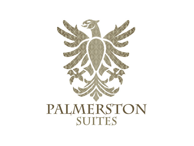 Logo design for Palmerston Suites