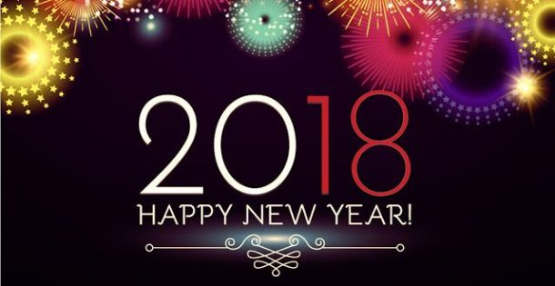 Happy New Year SMS 2018 Whatsapp Messages Greetings Cards Download