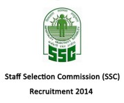 SSC Southern Region Recruitment 2014