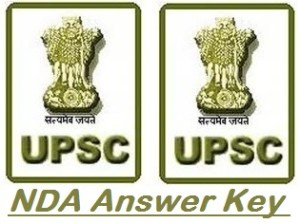 UPSC NDA NA Answer Key 2014