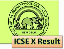 ICSE 10th Class Results 2014