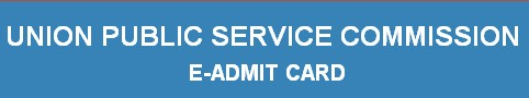 UPSC Civil Services Exam 2014 Admit Card