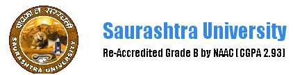 Saurashtra University External Exam 2014-15 Notification