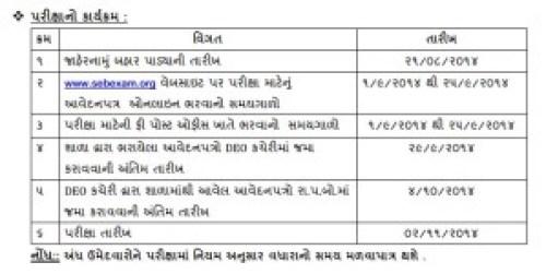 NTSE Notification 2014