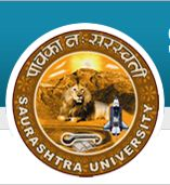 Saurashtra Uni BA Bcom Sem 6 Online Application