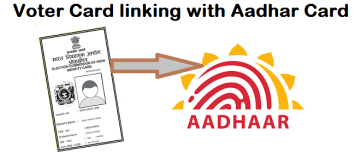 How to link EPIC Card with Aadhaar Card Number