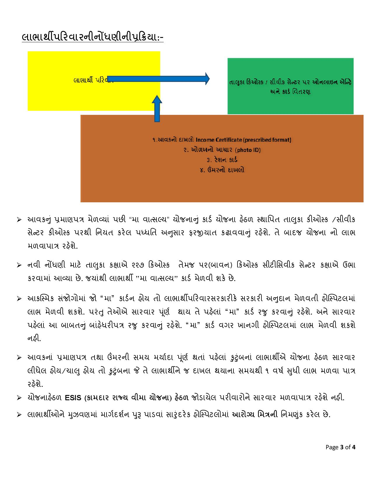 Image result for ma vatsalya yojana image