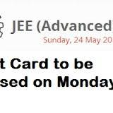 JEE Advanced 2015 admit card released - Download now