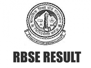 RBSE 12th Science and Commerce Result 2015