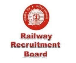 RRB Railway Recruitment 2015
