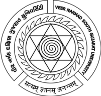 vnsgu.ac.in B.Com./BBA/BCA/MScIT Program Admission 2015-16