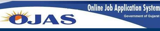 ojas.gujarat.gov.in Online Job Application System New Web Address