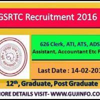 GSRTCC-Recruitment-Apply-Online