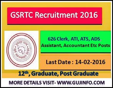 GSRTCC-Recruitment-Apply-Online