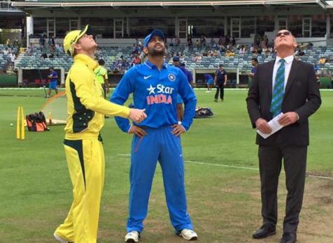 Ind vs Aus live score