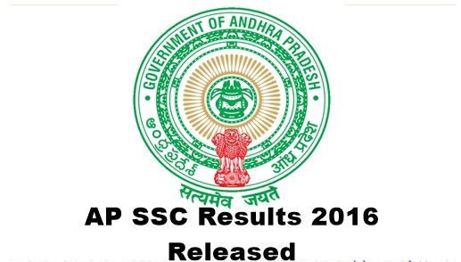 AP SSC Result 2016