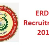 ERDO Recruitment 2016