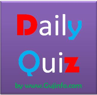 Daily Quiz General Knowledge Part 1