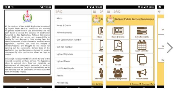GPSC Official Android Application