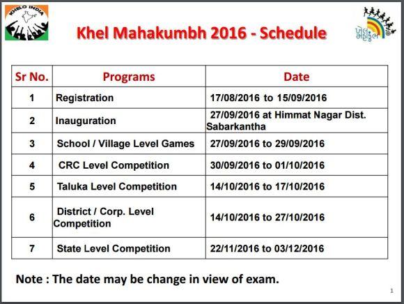 khel-mahakumbh-2016-date