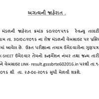 result-gsssbrte602016-in-gsssb-revenue-talati-mark-sheet