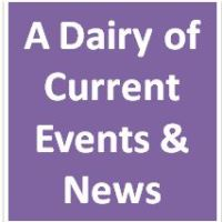 A Dairy of Current Events & News