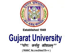 Gujarat University Result 2019
