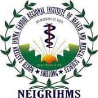 NEIGRIHMS Recruitment Research Scientist Laboratory Technician