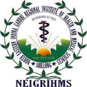 NEIGRIHMS Recruitment Research Scientist Laboratory Technician