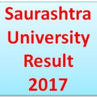 Saurashtra University Result