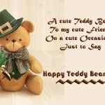 Happy Teddy Day 2017