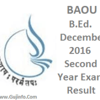 BAOU Result 2017