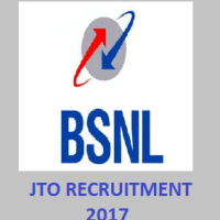 BSNL JTO Recruitment 2017